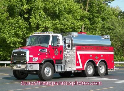 WAGONTOWN FIRE CO.