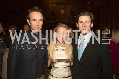 Elliot Ackerman (author), Laura Haft, Michael Haft.