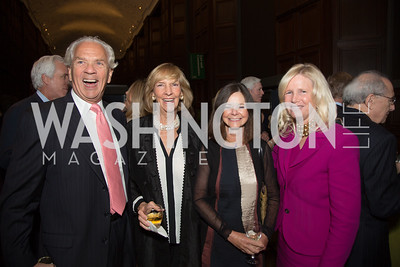 John Jeppson, Wendey Benchley, Geraldine Brooks, Dr. Susan J. Blumenthal