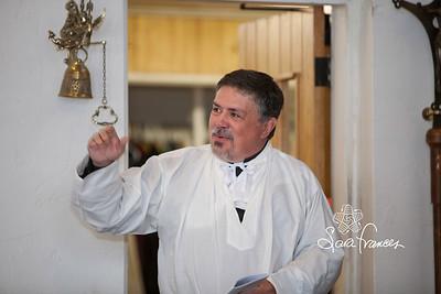 St. Mary's: Ordination