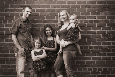 Steve and Lorie's Family