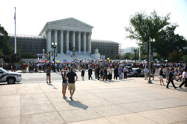 Supreme Court Obama Care