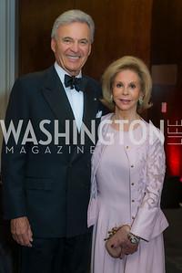 Amb Stuart Bernstein, Wilma Bernstein, Susan G. Komen, Honoring the Promise, Kennedy Center, Sept 24, 2015, photo by Ben Droz.