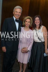 Amb Stuart Bernstein, Wilma Bernstein, Megan Smith, Susan G. Komen, Honoring the Promise, Kennedy Center, Sept 24, 2015, photo by Ben Droz.