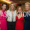 Nancy Brinker, Deborah Norville, Rep Debbie Wasserman Schultz, Joan London, Susan G. Komen, Honoring the Promise, Kennedy Center, Sept 24, 2015, photo by Ben Droz.