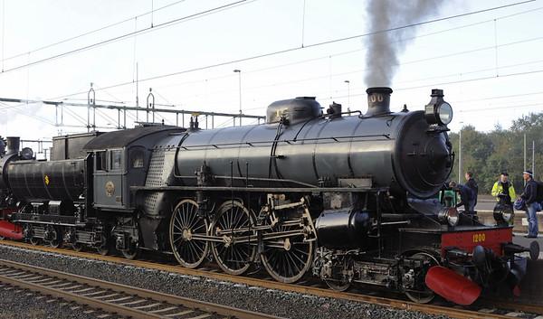 Swedish trains