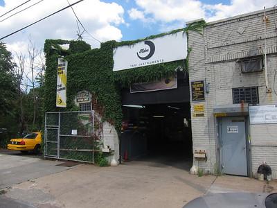 Taxi Depot