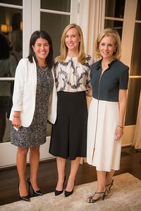 Adele Fabrikant, Karen Sonneborn, Katherine Bradley