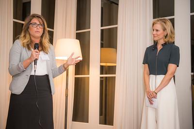 Sarah Lehar, Katherine Bradley