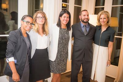 Ashley Kearney, Sarah Lehar, Adele Fabrikant, Alberto Otero, Katherine Bradley