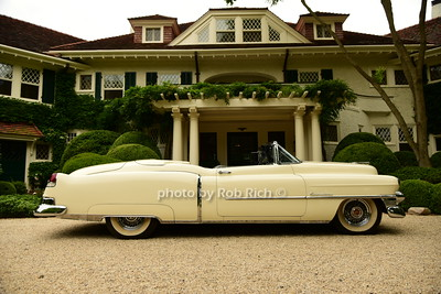 1953 Cadillac photo by Rob Rich/SocietyAllure.com © 2015 robwayne1@aol.com 516-676-3939