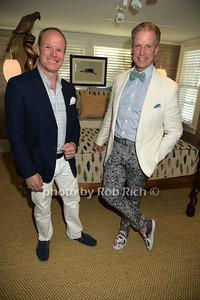 Mark Schryver and  Marshalll Watson photo by Rob Rich/SocietyAllure.com © 2015 robwayne1@aol.com 516-676-3939