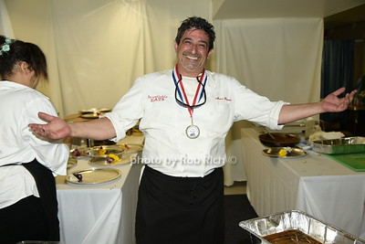 Chef Marco Barrila of Insatiable Eats photo by Rob Rich/SocietyAllure.com © 2015 robwayne1@aol.com 516-676-3939
