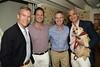 Kevin Hart, Raoul  Barreniche, Kevin White, and Emmanuel Faccio<br /> photo by Rob Rich/SocietyAllure.com © 2015 robwayne1@aol.com 516-676-3939