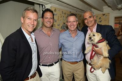 Kevin Hart, Raoul  Barreniche, Kevin White, and Emmanuel Faccio photo by Rob Rich/SocietyAllure.com © 2015 robwayne1@aol.com 516-676-3939