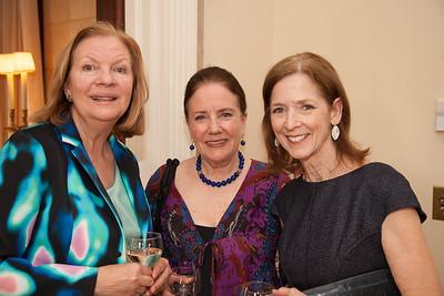Lisa Jorgenson, Priscilla Clapp, Christine Covey