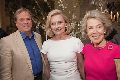 Louis Shields, Delores Wolf, Bobbie Brewster