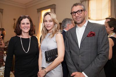 Catherine May, Irina Rapoport, Dan Rapoport