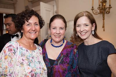 Marlana Kain, Priscilla Clapp, Christine Covey