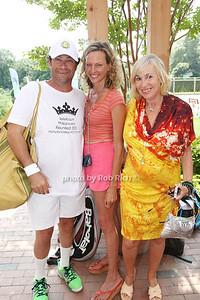 Doug Teitelbaum, Missy Hargraves, Robin Leacock