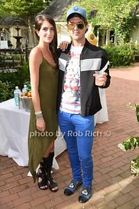 Jordan Kanagis and Andrew Warren photo by Rob Rich/SocietyAllure.com © 2015 robwayne1@aol.com 516-676-3939