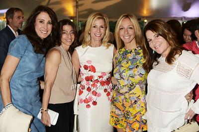 Ginger Johnson, guest, Lisa Herbert, Cindy Liebowitz,Lauren Delterra