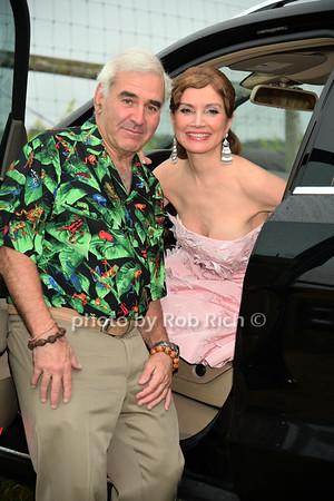 Andy Sabin and Jean Shafiroff