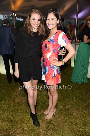 Stephanie Altschuler and Hannah Berg photo by Rob Rich/SocietyAllure.com © 2015 robwayne1@aol.com 516-676-3939