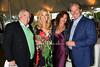 Scott Broder, Juliette Broder, Wendy Queen, and Al Queen