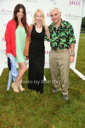 Kathy Qian, Linda Shapiro and Andy Sabin