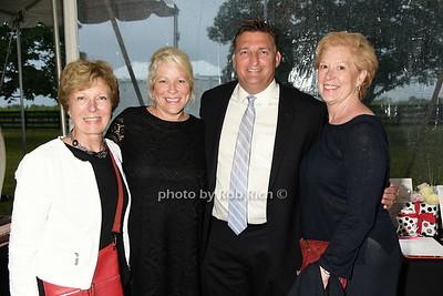 Pat Garrity, Maryann Epley, Mark Epley, and Mary Slattery photo by Rob Rich/SocietyAllure.com © 2015 robwayne1@aol.com 516-676-3939
