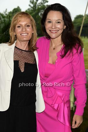 Daryn Mayer and Tamara Behan photo by Rob Rich/SocietyAllure.com © 2015 robwayne1@aol.com 516-676-3939