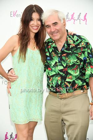 Kathy Qian and Andy Sabin