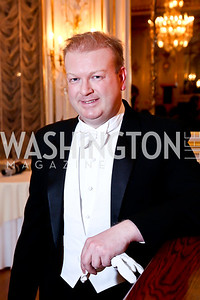 Russian Ball Chairman Paul du Quenoy. Photo by Tony Powell. The Russian Ball. January 10, 2015