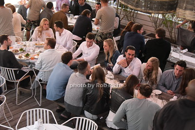 Diners at the Surf Lodge photo by Rob Rich/SocietyAllure.com © 2015 robwayne1@aol.com 516-676-3939