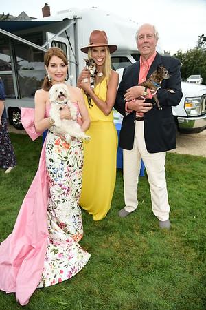 Chariwoman Jean Shafiroff, Beth Stern, and president Jonathan McCAnn pose with pets for adoption photo by Rob Rich/SocietyAllure.com © 2015 robwayne1@aol.com 516-676-3939