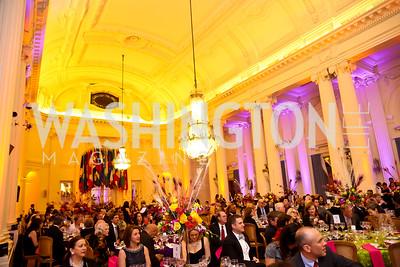 Photo by Tony Powell. TWC An Argentine Carnaval Gala. OAS. February 17, 2015