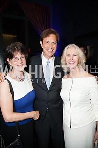 Pooh Shapiro, Michael Beschloss, Sally Quinn