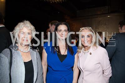 Ann Pincus, Rachel Van Dongen, Debbie Dingell