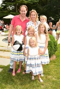 Seth Bernstein and family