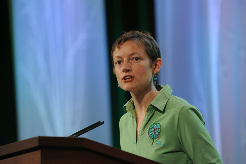 Ninth Triennial Gathering | Emma Crossen, Director for Stewardship and Development, Women of the ELCA