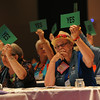 Ninth Triennial Convention | Voting
