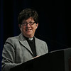 Ninth Triennial Convention | The Rev. Elizabeth Eaton, presiding bishop of the Evangelical Lutheran Church in America, presented the State of the ELCA address and ended with a question-and-answer session.