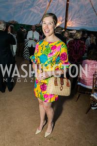 Cheryl Lynn Doyle. Photo by Alfredo Flores. Tudor Place Garden Party. Tudor Place. May 20, 2015