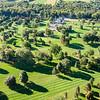 Aerial View of Tuscarora Over #13 Fairway