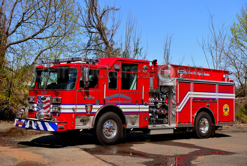 PICATINNY ARSENAL ENGINE 14