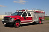 USAF NJ AIR NATIONAL GUARD RESCUE 26 - 2004 FORD F550/PIERCE CONTENDER P-32