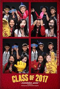 USC Freshman Orientation July 23, 2013