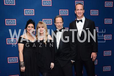 Seema Reza, Stevie Nicks, Sebastian Junger, Peyton Manning