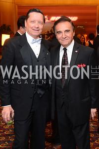 Bill Chatfield, Tony Lo Bianco